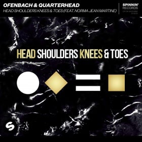 OFENBACH & QUARTERHEAD FEAT. NORMA JEAN MARTINE - HEAD SHOULDERS KNEES & TOES